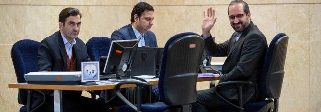 ثبت نام به عنوان اولین داوطلب مجلس یازدهم/فارس